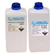 Соляная кислота химически чистая фото