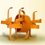 Мотоблоки и мотокультиваторы со сменным орудием. Пропольник. фото