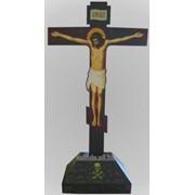 Крест Голгофа канвас фото