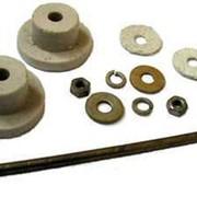 Крепление для резисторов С5-36В, С5-35В, ПЭ, ПЭВ, ПЭВР фото