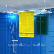 Сушилка потолочная «Глория» 2,2 метра фото