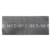 Сетка абразивная 115x280мм, К180, 10ед. INTERTOOL KT-6018 фото