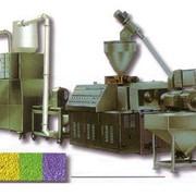 Оборудование для переработки полимерных материалов, полимерного вторсырья фото