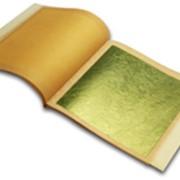Продажа сусального золото и серебра фото