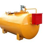 Резервуар для хранения дизельного топлива или бензина фото