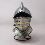 Шлем рыцарский Бургонет фото