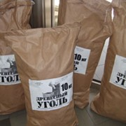 Balení uhlí v pytlích 10-15 kg Ukrajina фото