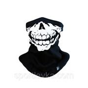 Качественная балаклава с черепом, маска, бафф Radical 101216 фото