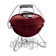 Гриль угольный Smokey Joe Premium 37 см, кирпично-красный фото