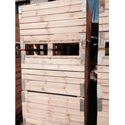 Деревянный ящик для хранения овощей фото