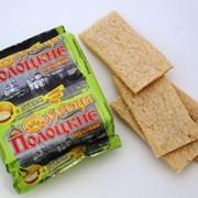 Хлебцы «Полоцкие» с луком фото