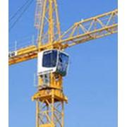 Монтаж, ремонт, реконструкция башенных кранов фото