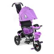 Детский велосипед mini trike animals sport collection 960-2 надувные колеса фото