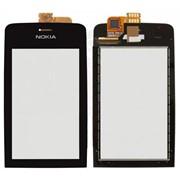 Тачскрин (сенсорное стекло) для Nokia 308 Asha фото