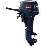 Лодочный мотор NS Marine (Nissan Marine) 9.9 фото