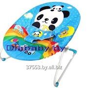 Шезлонг для новорожденных Зоопарк панды фото