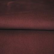 Кожа Свиная Замша темно-бордовая фото