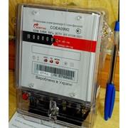 Электросчетчик электронный однофазный двухэлементный СО-ЕА09М2 фото