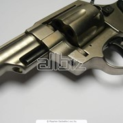 Револьверы газовые фото