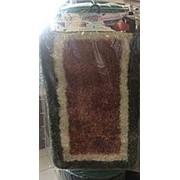 Коврик прикроватный ПВХ 50*80см, 5080-4 фото