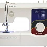 Машины бытовые швейные Швейная машина BROTHER Artwork 31 (17 строчек, нитевдеватель) New фото