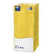 Салфетки бумажные Tork Universal Big Pack, 1-сл, 25х25, 500шт/уп, желтые 470116 фото