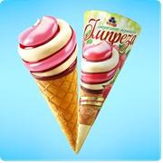 Мороженое Импреза Сливки-клубника фото