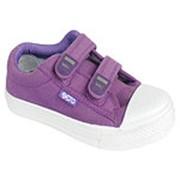 Кеды детские КЕ-311 фиолетовые фото