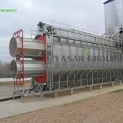 Сушки зерновых культур, Yasar Group, Яшар Груп, Зерносушилки элеваторные фото