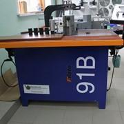Универсальный кромкооблицовочный станок с ручной подачей FL-91B (Filato) фото