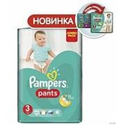 Трусики Pampers 3 (6-11 кг) 60шт фото
