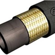 Рукава высокого давления РВД для суровых условий эксплуатации с одной металлической оплеткой Nordex 1 SN EN 853 SAE 100 R1 AT фото