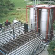 Напорный флотатор системы DAF фото