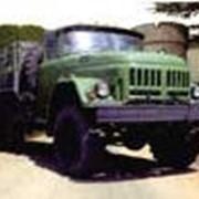 Грузовой автомобиль модель ЗИЛ-131 бортовой повышенной проходимости для буксирования прицепов и перевозки различных грузов на большие расстояния, отличается высокой экономичностью и большой надежностью фото