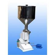 Пневматический дозатор A02 для пастообразных 5 - 70 мл фото