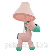 Мягкая настольная лампа Жираф фото