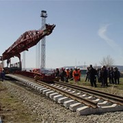 Строительство и ремонт железных дорог фото