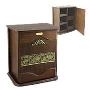 Шкафчик Лавр для мелочей настенный фото