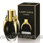 Lady Gaga Fame Black Fluid edp 100 ml. фото