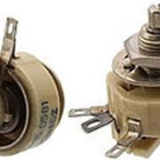 Резистор переменный ППБ-1Б 1кОм фото