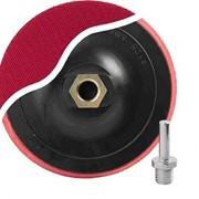 Крепежная платформа для кругов 125мм, М14, 10мм фото