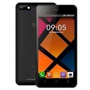 Мобильный телефон BQ BQS-5020 Strike Black Brushed фото