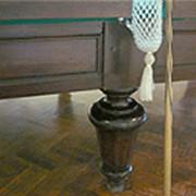 Бильярдный стол фабрики В.К. Шульца 11 ф фото