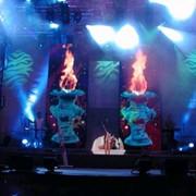 Светодиодные экраны для вечеров, концертов, аренда оборудования для вечеров, концертов фото