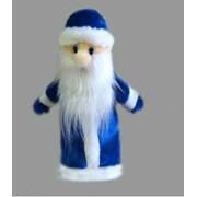 Игрушка-перчатка Дед Мороз фото