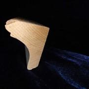 Балясины плоские деревянные фото