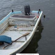 Лодка RIB 400 фото