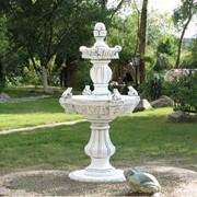 Садово-парковый фонтан арт 060 фото