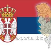 Экспорт и доставка в Сербию фото