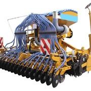 Сеялка зерновая пневматическая комбинированная фото
